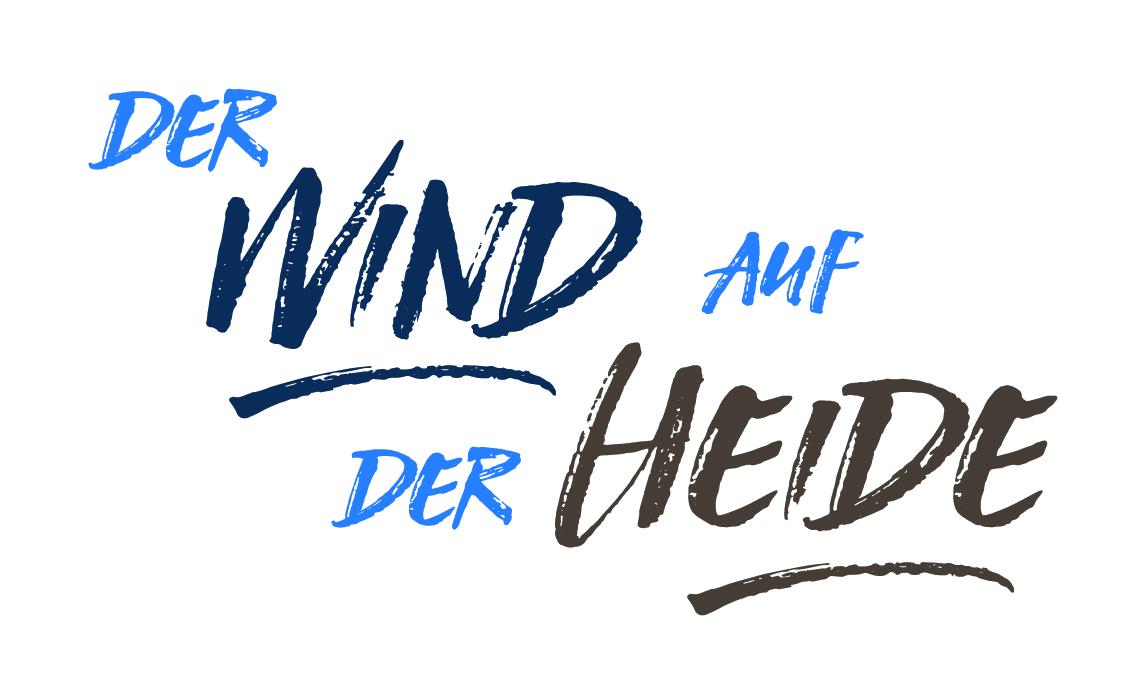 Logo Wind auf der Heide